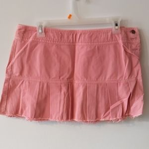 Early 2000s Pink American Eagle Skirt